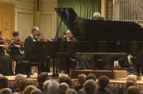 Ardašev zahrál poprvé s brněnskou filharmonií