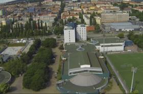 Pro stadion Za Lužánkami Brno zvažuje směnu domů za majetek podnikatele Libora Procházky