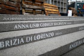 Památník obětem útoku v Berlíně