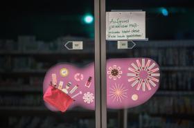 Kandel: obdchod, kde byla dívka pobodána