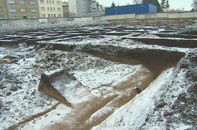 V Brně objevili archeologové pozůstatky římského tábora