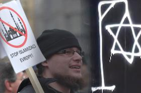 Islámofobie, antisemitismus