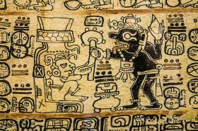Ilustrační foto aztéckého umění