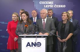 Celostátní výbor podpořil Andreje Babiše jako jediného kandidáta na premiéra