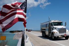 Dálnice US 1 u Floridy