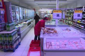 Maďarský supermarket