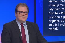 Generální ředitel Ředitelství silnic a dálnic Jan Kroupa