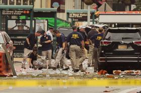 Výbuch na Manhattanu 2016