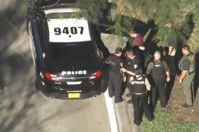 Policie útočníka Nicolase Cruze zadržela