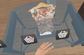 Nákup ve virtuální realitě