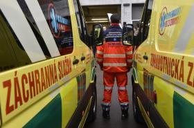 Sanitky Zdravotnické záchranné služby Jihomoravského kraje