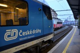 Vagón Českých drah