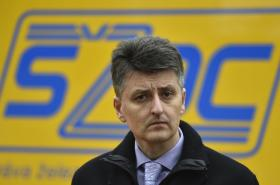 Generální ředitel SŽDC Jiří Svoboda