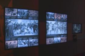 Výstava ve varšavském muzeu POLIN
