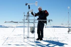 Česká expedice v Antarktidě