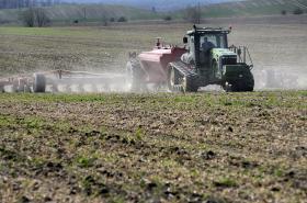 Zemědělci v Libranticích na Královéhradecku