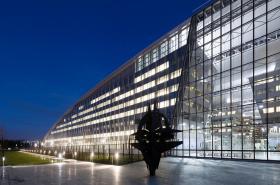 Nové sídlo Severoatlantické aliance v Bruselu