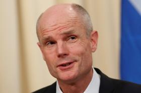 Stef Blok, nizozemský ministr zahraničí