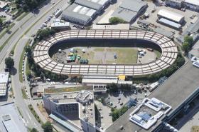 Hokejová hala má vzniknout na výstavišti v místě cyklistického velodromu