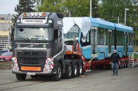 Stadler nOVA - aktuálně nejmodernější tramvaj v Česku