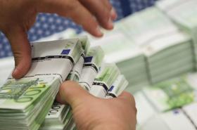 Bankovky společné evropské měny