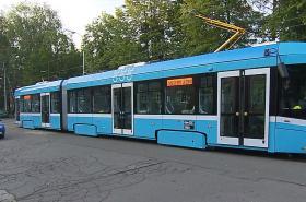 Tramvaj Stadler Nova