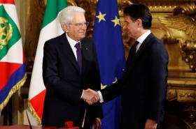 Itálie má novou vládu