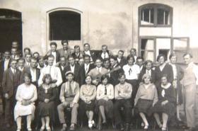 Fotografie z knihy Neznámí hrdinové mluvili i německy