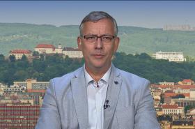 Děkan univerzity NATO František Mičánek