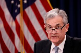 Šéf Fedu Jerome Powell