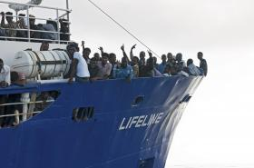 Loď Lifeline