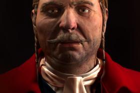 Rekonstrukce podoby barona Trencka