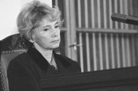 Dagmar Burešová (v roce 1991)
