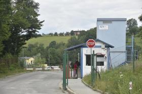 Areál firmy v Jablůnce