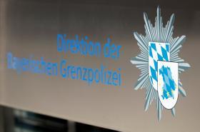 Bavorská pohraniční policie
