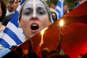 Dohodu Makedonie a Řecka provázely protesty
