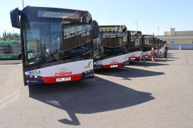 Nové autobusy pro Olomouc