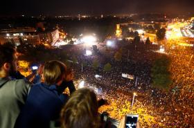 Koncert v Chemnitzu