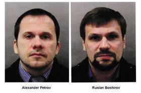 Prokuratura zveřejnila fotografie Rusů, kteří měli otrávit Skripalovy