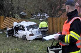 Nehoda u Lopeníku