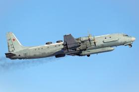 Letadlo ruské armády typu IL-20