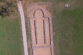 Archeopark Mikulčice slovanské hradiště