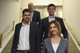 ODS, KDU-ČSL, Piráti a ČSSD připravují koaliční smlouvu