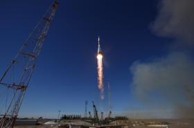 Nezdařený start Sojuzu