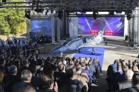 Aero Vodochody představilo nový letoun L-39NG