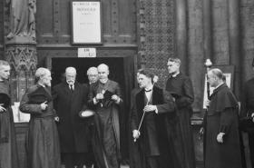 Tomáš Garrigue Masaryk v Londýně
