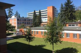 Areál Krajské nemocnice T. Bati ve Zlíně