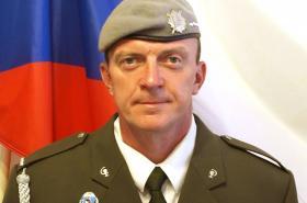 V Afghánistánu padl 22. října 2018 dvaačtyřicetiletý rotný Tomáš Procházka