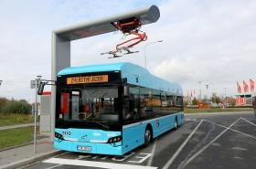 Ostravský elektrobus Ekova Electron