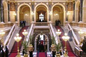 Slavnostní otevření Národního muzea